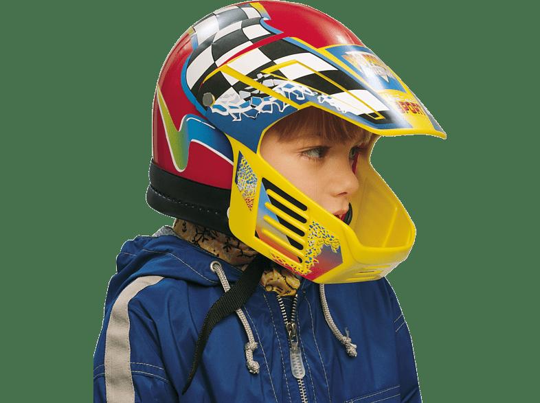 PEG PEREGO Κράνος Red Intergral - (CS0700R) gaming παιχνίδια παιδικά οχήματα   ποδήλατα