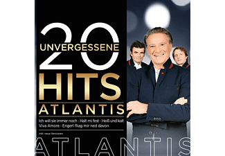 Atlantis - 20 unvergessene Hits - (CD)