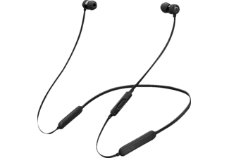 BEATS Beats X, In-ear Kopfhörer, Headsetfunktion, Bluetooth, Schwarz