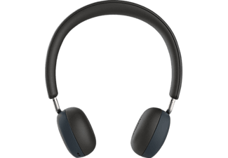 LIBRATONE Q Adapt, On-ear OnEar ANC Wireless Kopfhörer, Headsetfunktion, Bluetooth, Schwarz