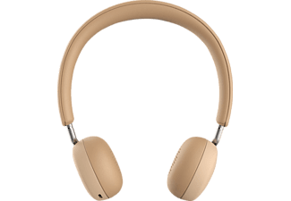 LIBRATONE Q Adapt, On-ear OnEar ANC Wireless Kopfhörer, Headsetfunktion, Bluetooth, Nude