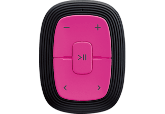 LENCO XEMIO 245 MP3 Player (2 GB, Pink)