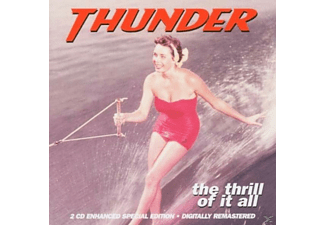 Thunder - The Thrill Of It All - (CD)