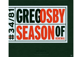 Greg Osby - Season Of Renewal - (CD)