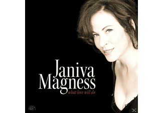Janiva Magness - What Love Will Do - (CD)