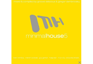 VARIOUS - Minimal House 5 - (CD)