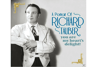 Richard Tauber - A Portrait Of Richard Tauber [CD]