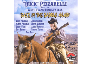 Buck Pizzarelli & The West Texas Tumbleweeds - Back In The Saddle Again [CD]