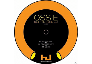 Ossie - Set The Tone EP - (Vinyl)