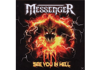 The Messenger - See You In Hell - (CD)