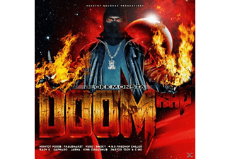 Blokkmonsta - Doom Rap - (CD)