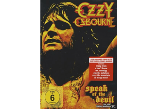 Ozzy Osbourne - Speak Of The Devil [DVD]