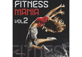 VARIOUS - Fitness Mania Vol.2 - (CD)