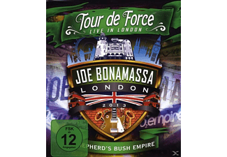 Joe Bonamassa - Tour De Force - Shepherd's Bush Empire - (Blu-ray)
