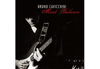 Bruno Cavicchini - Mood Balance - (CD)