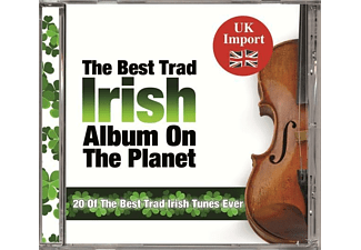 VARIOUS - The Best Trad Irish Album On The Planet - (CD)