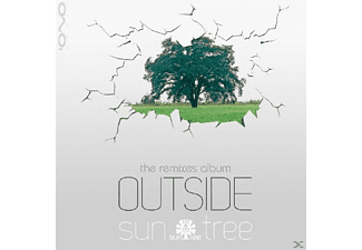 Suntree - Outside-The Remixes Album - (CD)