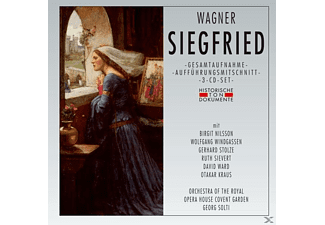 Orchestra Of The Royal Opera House - Siegfired - (CD)