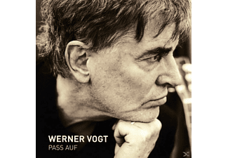 Werner Vogt - Pass Auf (Single) [Maxi Single CD]