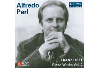 Perl, Alfredo Perl - Piano Works Vol.2 - (CD)