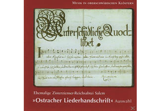 VARIOUS - Musik In Oberschw.Klöstern Sal - (CD)