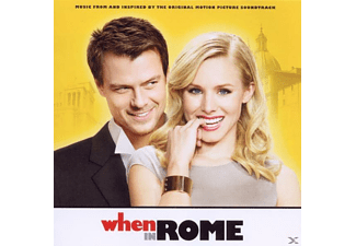 VARIOUS - When In Rome - (CD)