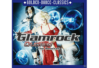 Glamrock - Crucified - (Maxi Single CD)