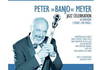 "Peter ""banjo"" Meyer - Jazz Celebration [CD]"