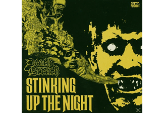 Death Breath - Stinking Up The Night - (CD)