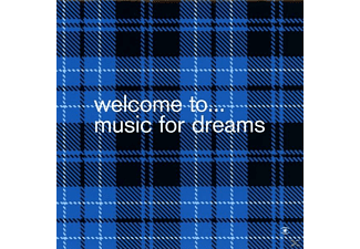 VARIOUS - Welcome To... Music For Dreams - (CD)