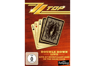 ZZ Top - Double Down Live-Live At Rockpalast [DVD]