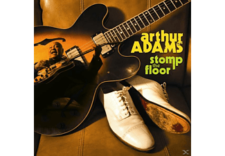 Arthur Adams - Stomp The Floor - (CD)
