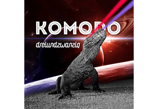 Dreiundzwanzig - Komodo 2k13 - (Maxi Single CD)