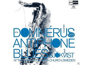 DOMNERUS,ARNE & KJ?KVIST,GUSTAF - ANTIPHONE BLUES - (CD)