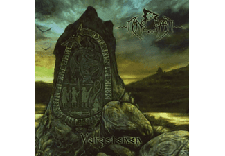 Manegarm - Vargstenen - (CD)