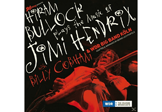 Hiram & Wdr Big Band Köln Bullock - Plays The Music Of Jimi Hendrix - (CD)