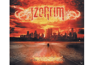 Izegrim - Code Of Consequences - (CD)
