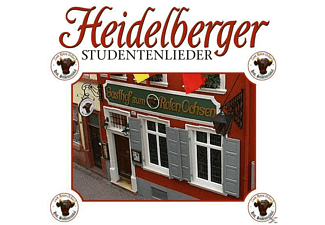 VARIOUS - Heidelberger Studentenlieder - (CD)