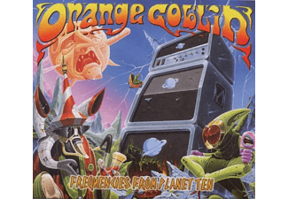 Orange Goblin - Frequencies From Planet Ten (Re-Issue) - (CD)