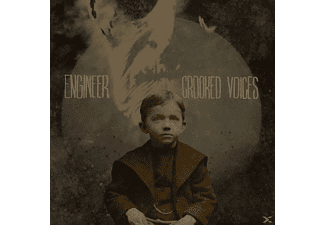 Engineer - Crooked Voices - (CD)