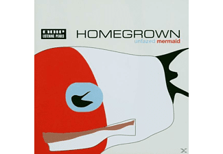 Homegrown - Unfazed Mermaid - (CD)