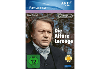 AFFÄRE LEROUGE - EDITION HERBERT ASMODI [DVD]