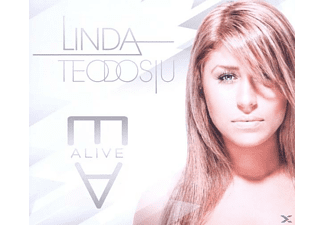 Linda Teodosiu - ALIVE - (Maxi Single CD)