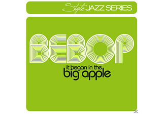 VARIOUS - Bebop-It Began In The Big Apple [CD]