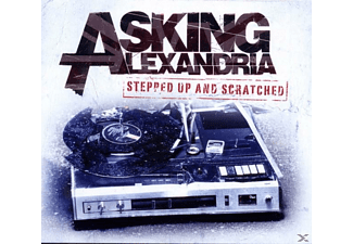 Asking Alexandria - Stepped Up And Scratched - (CD)
