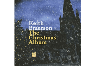 Keith Emerson - The Christmas Album - (CD)