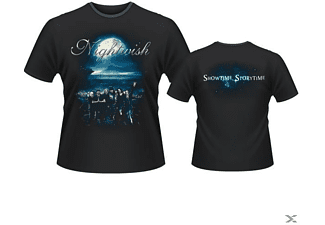 Showtime, Storytime T-Shirt M Black