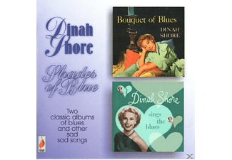 Dinah Shore - Shades Of Blue - (CD)