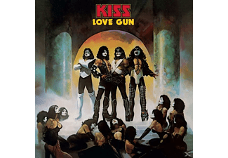 Kiss - Love Gun (German Version) - (CD)