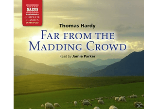 Far from the Madding Crowd - 12 CD - Hörbuch